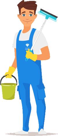professionisti del pulito