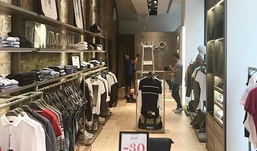 Pulizie negozi a Firenze